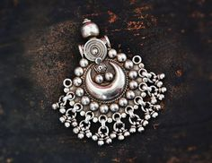 Your place to buy and sell all things handmade Art Deco, Mysore, Silver Work, Tribal Jewelry, Absolutely Stunning, Jewelry Shop, Cosmic, Dangles, Silver Rings