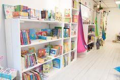 Kinderboekwinkel Boekies & Bakkies in De Lier