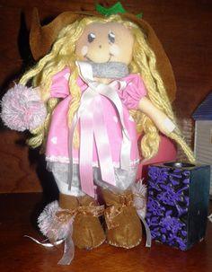 l'angolo di Daggry: Bambola di stoffa