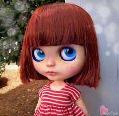 i am SOOO in Lovew with this Girl - so sad, she is not on my side  :(   Audrey6 | von chocominte
