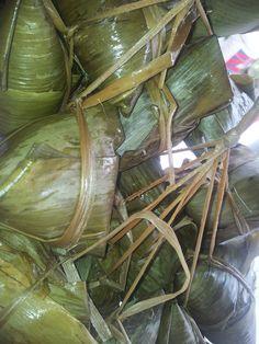 Bak Chang- Glutinous rice dumpling