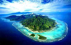isola pacifico - Cerca con Google