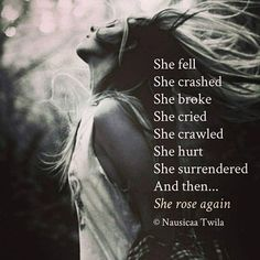 Because I am strong. True Quotes, Great Quotes, Quotes To Live By, Inspirational Quotes, Motivational, Foto Gif, Behind Blue Eyes, Strong Women Quotes, New Energy