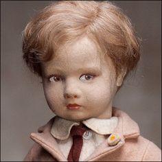 Lenci | Early LENCI Character doll Boy
