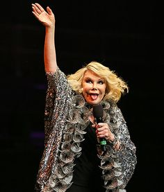 Joan Rivers Remembered: Best, Funniest One-Liners From the Comedienne - Us Weekly
