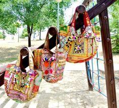 ¡Bolsos de playa para tus vacaciones! | SOY CARMÍN | Outfit