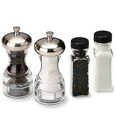 Olde Thompson Aspen Salt and Pepper Mill Set #Dillards