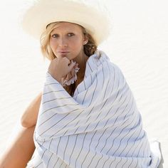 Journey forward with this effortlessly stylish travel towel. The Sand and Dusty green tones indicate an understated luxury. This beach towel features our signature eyelash fringing, measures x cotton Lightweight travel construction Designed in Australia. The Beach People, We The People, Color Stripes, Green Stripes, Velour Tops, Adventure Of The Seas, Beach Blanket, Khaki Green, Beach Towel