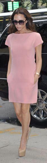 Victoria Beckham - inspiration via missblossomdesign.blogspot.com.au #missblossomdesign