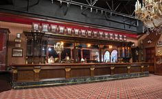 gilded ornate wooden bar - Google Search