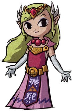I'd love to do a Zelda cosplay to go along with Tetra & Link. I didn't have enough time to do this last time, so maybe I'll have it done by Colossalcon
