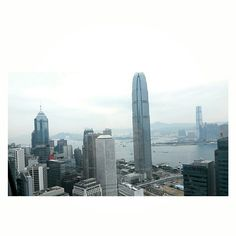 Breaking the Skyline - Hong kong - Kowloon - Business Area - After meditation