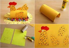 Valentines Day Windsock Toilet Paper Roll CraftThis Valentines Day Windsock Toilet Paper Roll Craft is the best Valentines day crafts you can do in your classroom or your home.Toilet paper roll train craft kids will Toilet Paper Roll Crafts, Paper Crafts For Kids, Toilet Paper Rolls, Bunny Crafts, Easter Crafts, Tissue Roll Crafts, Train Crafts, Easy Valentine Crafts, Valentines