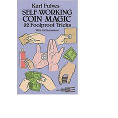 Self #working coin #magic by karl #fulves - book,  View more on the LINK: http://www.zeppy.io/product/gb/2/252499838387/