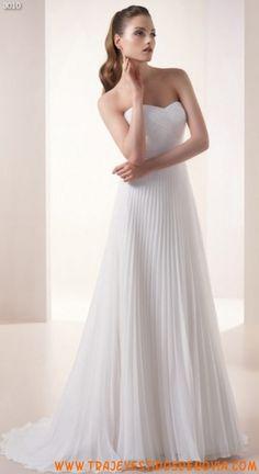 3010  Vestido de Novia  White One