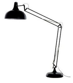BoConcept Megawork metal floorlamp