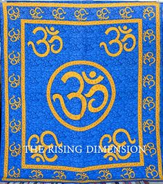 The Rising Dimensions Om Tapestry Mandala Tapestry Psychedelic Tapestry, Mandala Tapestry , Om Hippie Mandala Tapestries Psychedelic Tapestry, Mandala Tapestry, Om Symbol, Beaded Curtains, Tapestry Wall Hanging, Tapestries, Kids Rugs, Symbols, Bedspreads