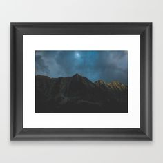 Choose from a variety of frame styles, colors and sizes to compliment your favorite Society6 gallery, or fine art print - made ready to hang. Fine-crafted from solid woods, premium shatterproof acrylic protects the face of the art print, while an acid free dust cover on the back provides a custom finish. All framed art prints include wall hanging hardware.