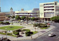 My city years ago City Year, Grande Hotel, Maputo, Tropical, Colonial, South Africa, Cool Pictures, Portugal, Dolores Park