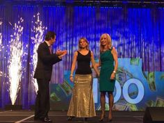 Alexis Romano is being celebrated as the 100th Isagenix millionaire, January 10th, 2014