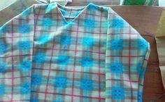 Blusa de pijama em soft