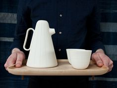 MOCOVOTE: Sucabaruca Coffee Set by Luca Nichetto + Mjölk