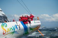 Team Sanya...Volvo Ocean Race!