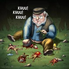 Oh god Tyrion's beetle story but with GRRM fuxkskkandhjahc hahahahahaha