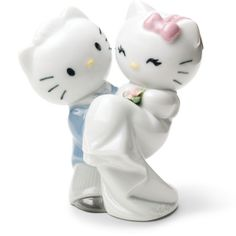 Nao by Lladro Hello Kitty gets married! $130