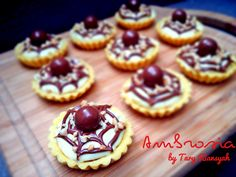 Mini Cheesetella Pie #ambrosiabytary #cheesetella #bogor #pie