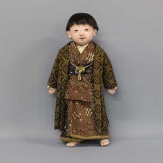 Meiji Era 1868 1912 Ichimatsu Ningyo Zen WA Kimono Japannese Kyoto Doll RK05   eBay