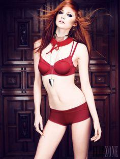 Marlies Dekkers - Lingerie - Undressed, F/W 2013-2014 - http://en.flip-zone.com/fashion/lingerie-12/l/marlies-dekkers-3854