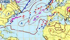 Leer el mapaMeteorológico La meteo sin secretos