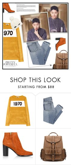 """A day with Zico"" by lisannevicious ❤ liked on Polyvore featuring Bella Freud, Mix Nouveau, Chloé, Kate Spade, kpop, blockb and Zico"