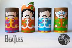 THE BEATLES _enrolla-t