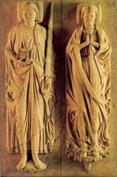 Henry III Herzog and Mathilda Plantagenet - 21st GGP (Coombs Family