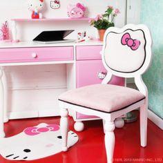 Hello Kitty Desk Set