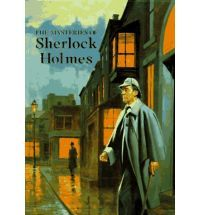The Mysteries of Sherlock Holmes, by Sir Arthur Conan Doyle, illustrated by Paul Bachem.