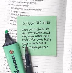 """it's so important not to leave things until the last minute Work consistently and do things as soon as you can! ✨ study…"""" is part of Study tips college - it's so important not to leave things until the last minute Work consistently and do…"""" Study Motivation Quotes, Study Quotes, Student Motivation, Exam Motivation, Revision Tips, School Study Tips, School Tips, College School, Study Organization"""