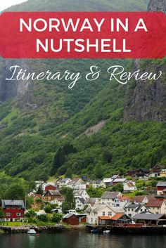 All your questions answered about Norway in a Nutshell!