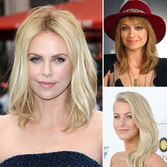 Medium-Length Hair Works For Summer, Channel Nicole Richie And Charlize With The Lob