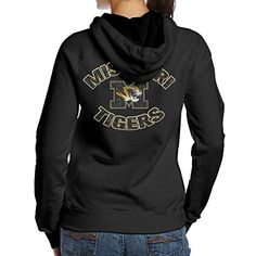 BNBN Womens University Of Missouri Hooded Sweatshirt On The Back Size XXL Black ** Learn more by visiting the image link.(This is an Amazon affiliate link and I receive a commission for the sales)