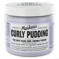 Miss Jessie's Curly Pudding | 13 Amazing Products For Curly Hair And How To Use Them