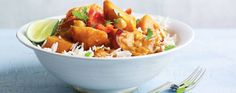 Try our delicious butternut squash, pepper and chickpea curry recipe. A…