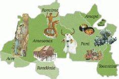 Região Norte Brasileira – Conheça o Turismo na Região Norte do ...