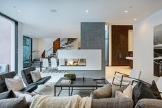 Hythe Court Home by Amit Apel Design