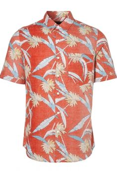 This aint your daddy's Hawaiian print button up! OK, it is. But this Topman take on a retro styles breathes new life into your tired summer wardrobe. Topman $52