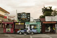 Belize City - By Mélissa Charland