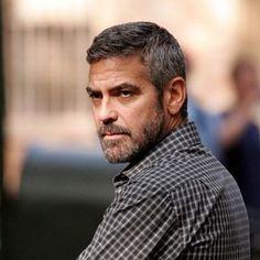Hot Actors, Actors & Actresses, George Clooney Images, Burn After Reading, Beard Designs, Celebrity Gallery, Rotten Tomatoes, Gentleman Style, The Twenties