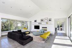 Hillside Modern by ZeroEnergy Design